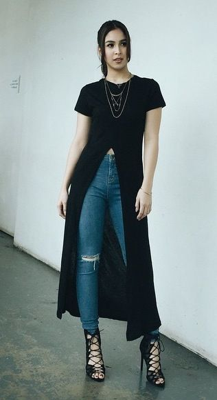 Julia Barretto Fashion In Filipino Ways Pinterest