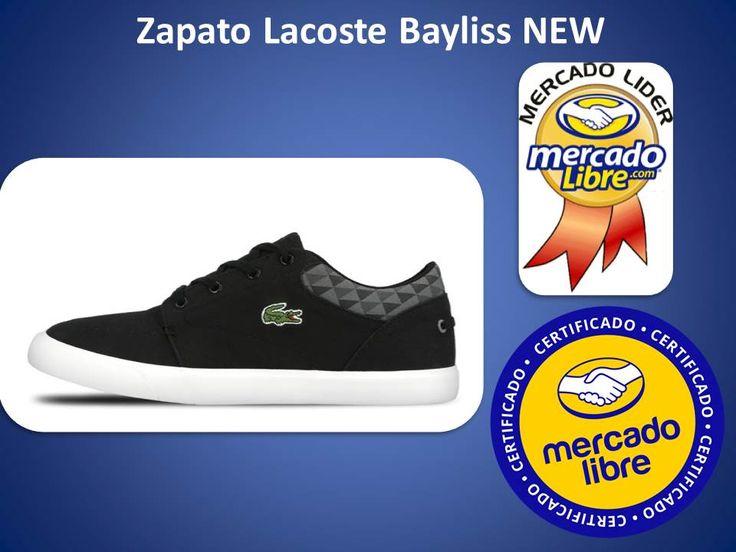 Deportivos Fair Play: Tenis - Zapatos Lacoste Bayliss New Originales
