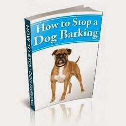 eBooks Overview: How to stop a dog barking - This week's article is for the people who live with those dogs. Are you starting to see why your dog is stressed and barking when you leave now? Why Do Dogs Bark?