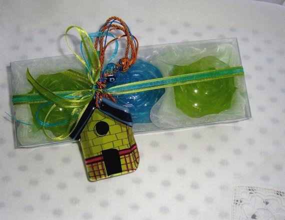 Unique Christmas Gift Set Luxury Handmade by JoannasScentedSoaps