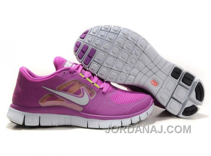 Tenisky Nike Free Run Coup De Poing Rose Avec Lalcool