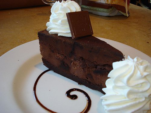Cheesecake Factory Restaurant Copycat Recipes: Godiva Chocolate Cheesecake
