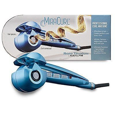 NEW Babyliss Pro Miracurl Professional Curl Machine in Health & Beauty, Hair Care & Styling, Straightening & Curling Irons   eBay