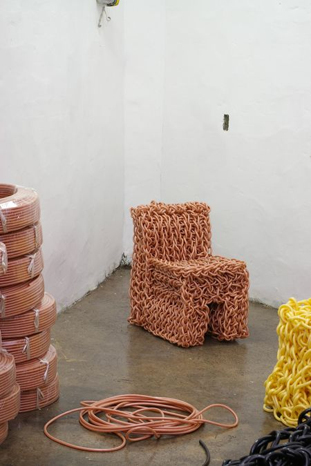Obsession Chair by Kwangho Lee