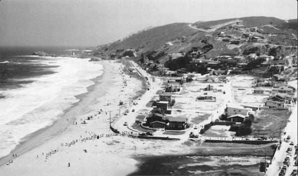 #Reñaca en 1956,
