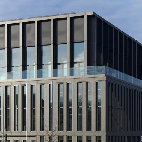 Max Dudler Architekt - Neue Stadthalle Reutlingen