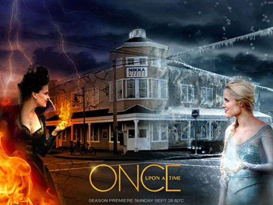 You're a true Oncer! Congrats! You got 9 out of 11! Hard Once Upon A Time Quiz