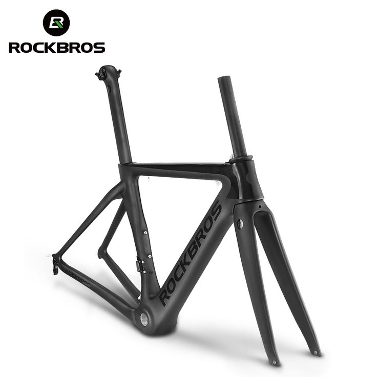 Find More Bicycle Frame Information about ROCKBROS T800 Carbon Road Bike Bicycle Frame Super Light Durable 700C 510/540/560mm Di2 Mechanical BSA Matte Frame+Fork+headset,High Quality bicycle frame,China super light Suppliers, Cheap carbon road from ROCKBROS Official Store on Aliexpress.com