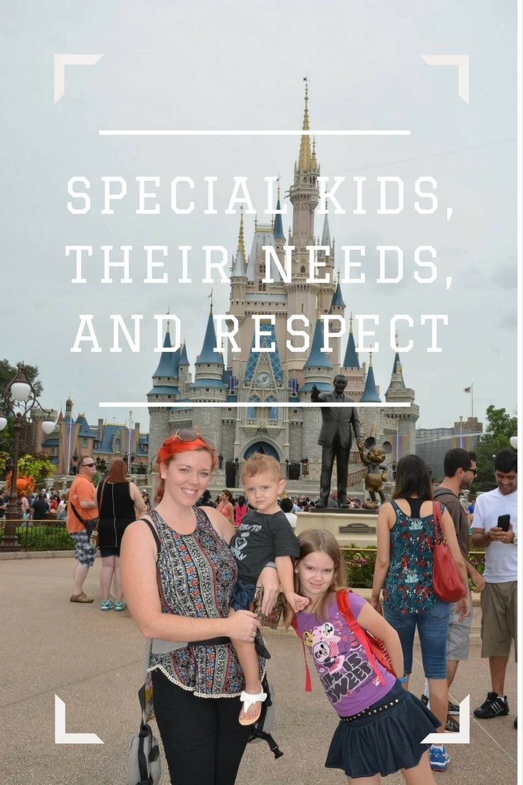 It is one thing to know that a child has special needs; it is quite another thing to show respect for their limitations, boundaries, and feelings. Read here to find out how to show that proper respect.