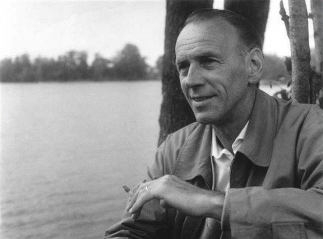 Frantisek Hrubin - Czech poet and writer