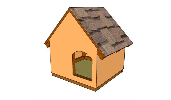 Outdoor Cat House Plans | MyOutdoorPlans | Free Woodworking Plans and Projects, DIY Shed, Wooden Playhouse, Pergola, Bbq