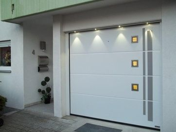 Best 25 sectional garage doors ideas on pinterest for 15 x 7 garage door price