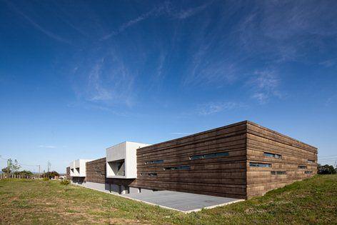 Logowines Winery, Evora, 2009 - pmc/arquitectos
