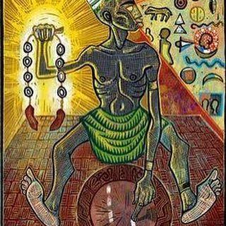 Orunmilá ele sabe qual melhor caminho 🙏🏿! Babalorixá Leo ty Osun (85)98151-7721 #orunmila #orisa #orixa #jogodebuzios #candomble #religiaoafro #africa #destino #opele #buzios #axe #ase #instaphoto #iphonesia #instable #segunda-feira #povodeaxe