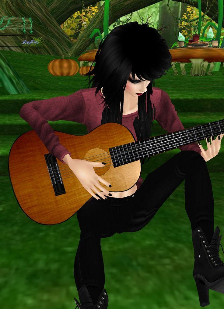 25 melhores ideias sobre tocando guitarra no pinterest for El jardin acordes