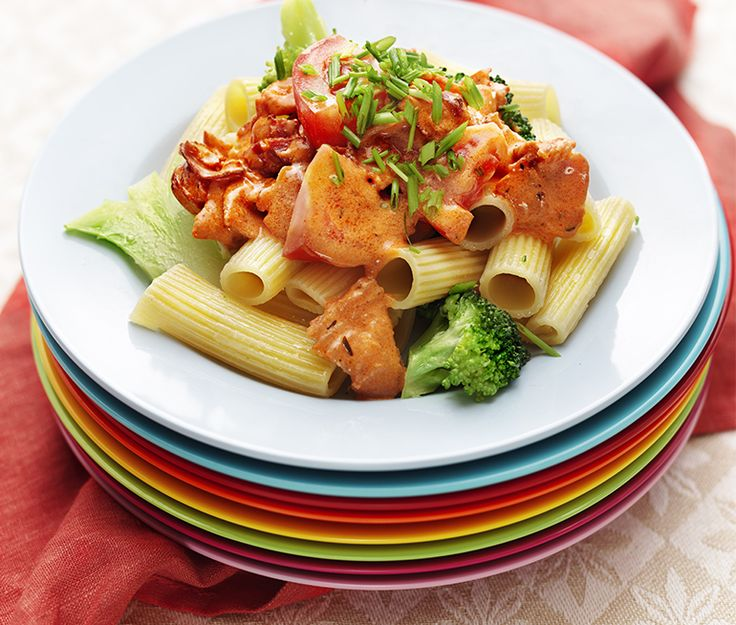 Kyckling med sesam och picklade grönsaker | Recept ICA.se