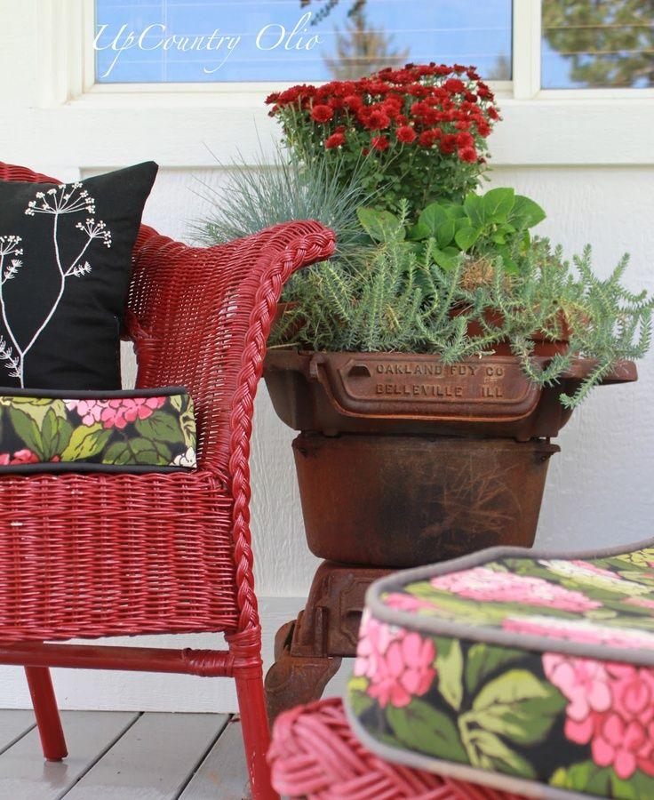Les 20 meilleures id es de la cat gorie chaise en osier for Peindre une chaise