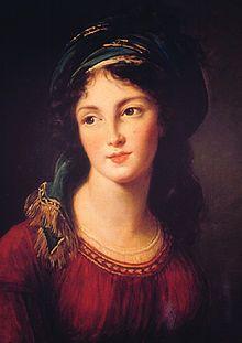 Aglaé de Polignac Aglaé Louise Françoise Gabrielle de Polignac, née le 7 mai 1768 et morte le 30 mars 1803 est une aristocrate française de l'Ancien Régime.