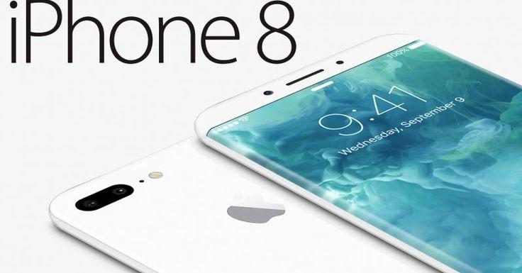 iPhone 8: Θα έχει νέα τεχνολογία Touch ID, φεύγει το home button;