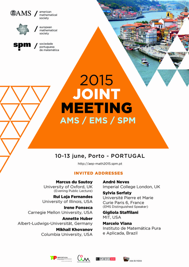 Conference poster | AMS-EMS-SPM International Meeting 2015