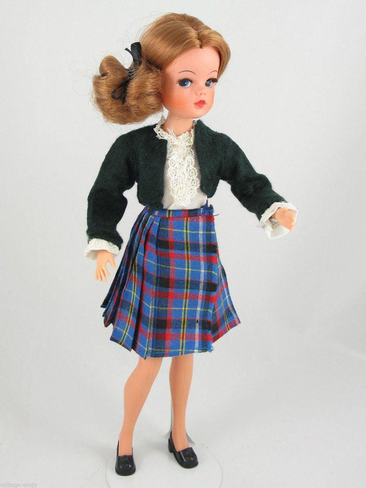 Sindy MCSINDY 1976 COMPLETE Outfit | No Doll | Vintage Pedigree Sindy | eBay