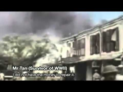 The Singapore Story (Japanese Occupation of Singapore 1942 - 1945) - YouTube