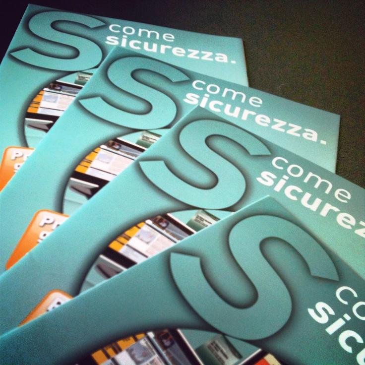 Ipsoa, progetto grafico e realizzazione della brochure per i prodotti dedicati alla sicurezza sul posto di lavoro