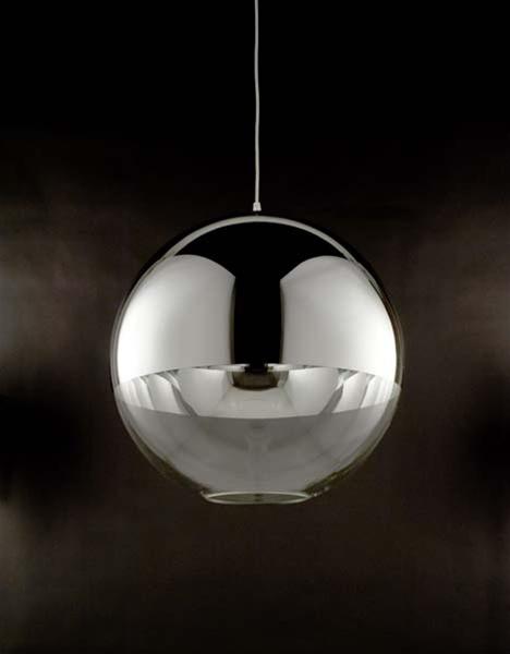 #pendant #light #viso Viso - Bolio Modern Pendant Light with Chrome Finish - Large - GM.07.122
