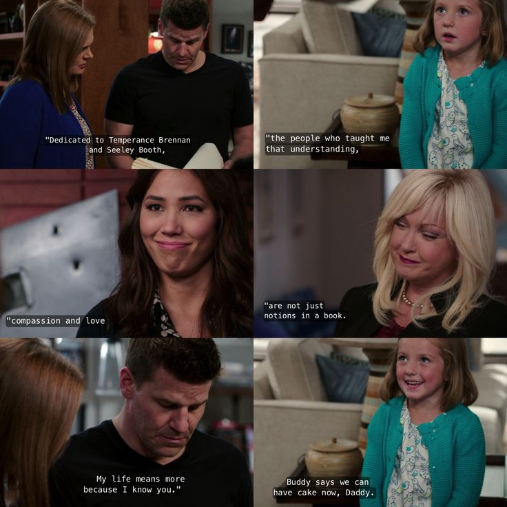 """Sweets's wrote a love story about Booth and Brennan and dedicated it to them. They found it on his birthday with the help of Avolan (the psychic). She also says that Buddy, Christine's """"imaginary"""" friend, is Sweets. Bones season 10"""