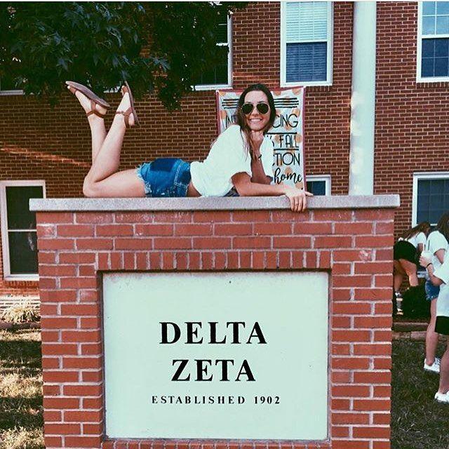 Delta Zeta @ Missouri State University