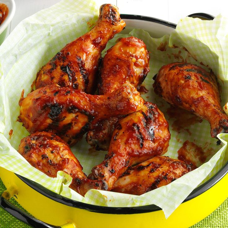 Dr Pepper Drumsticks Recipe -If you love Dr Pepper as much as I do, try it in my barbecue sauce for grilled…