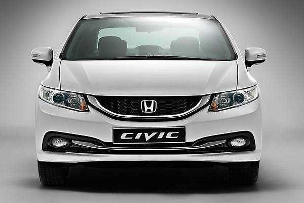 2018-2019 Honda Civic Sedan — The new sedan 2018-2019 Honda Civic