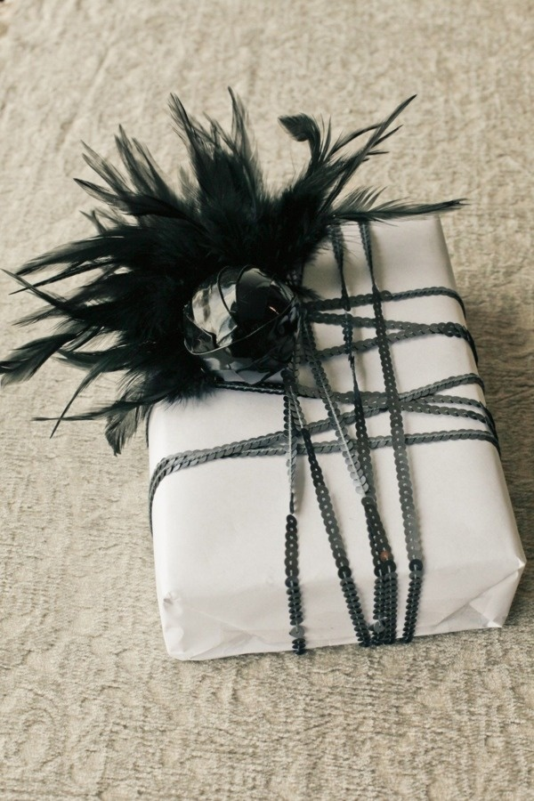 Gift Wrapping Bash by Sharon Taylor Designs | Style Me Pretty
