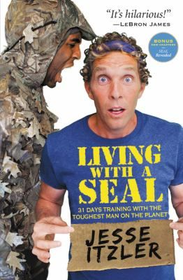 """Entrepreneur Jesse Itzler will try almost anything. His life is about being bold and risky. So when Jesse felt himself drifting on autopilot, he hired a rather unconventional trainer to live with him for a month-an accomplished Navy SEAL widely considered to be """"the toughest man on the planet""""!"""