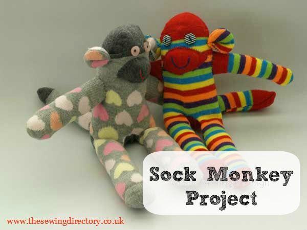 easy sock monkey instructions