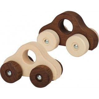 Masinute din lemn natur