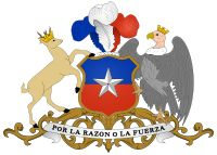 chile coat of arms