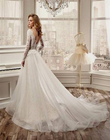 Awesome Elegant Wedding Dresses 2018