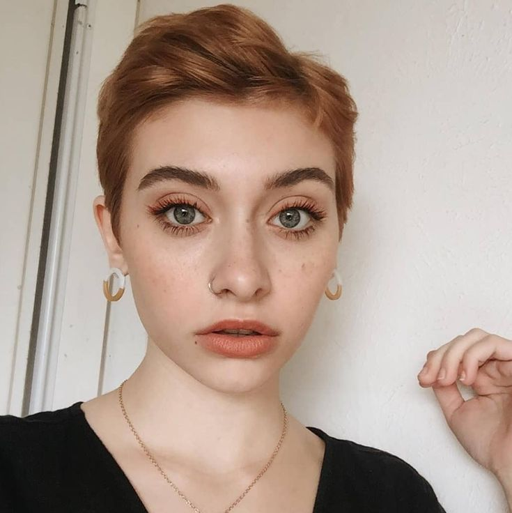 58 Hottest Shaved Side Short Pixie Haircuts Ideas For Woman In 2019