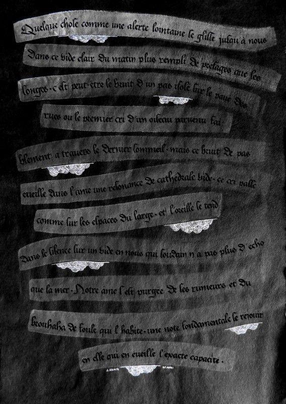 Texte de Julien Gracq