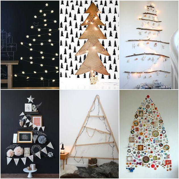 Soluções criativas para a decoração de Natal em espaços pequenos