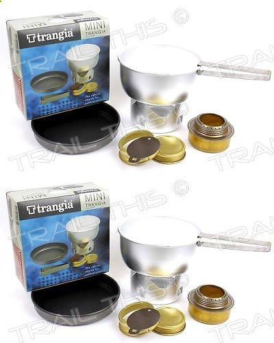 Camping Stoves 181386: Mini Trangia 28-T Lightweight Stove Cooking Set Backpacking Camping - 100285 -> BUY IT NOW ONLY: $34.95 on eBay!