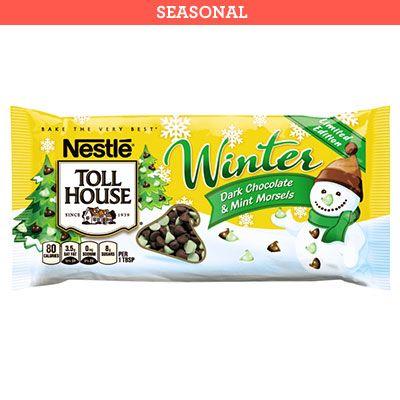 NESTLÉ® TOLL HOUSE® Dark Chocolate & Mint Morsels