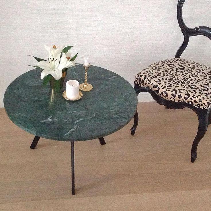 Runt soffbord 70 - Inredningssten - Bänkskivor, Granitskivor, Byggsten, Marmor