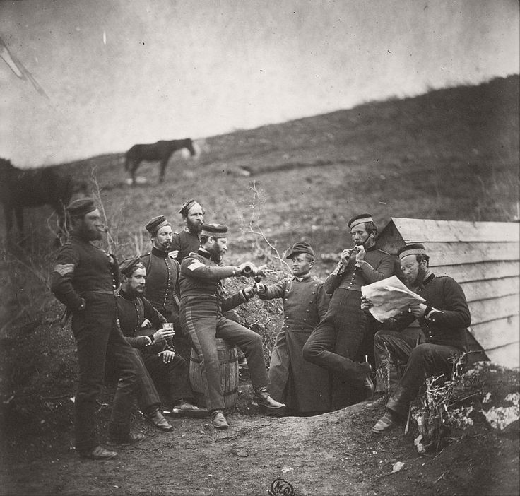 Biography: Pioneer War photographer Roger Fenton