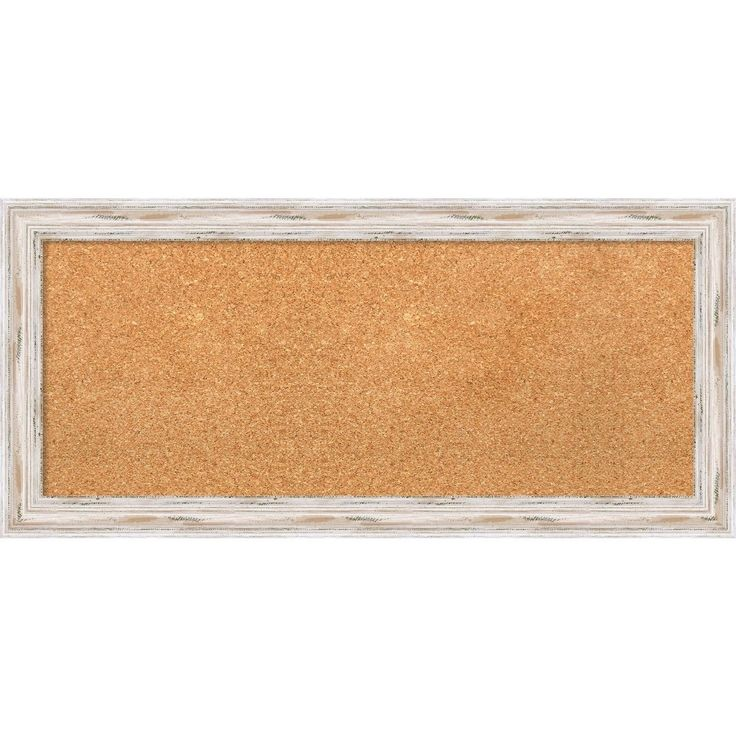 framed cork board lowes boards for walls white amazon best ideas projects fabric