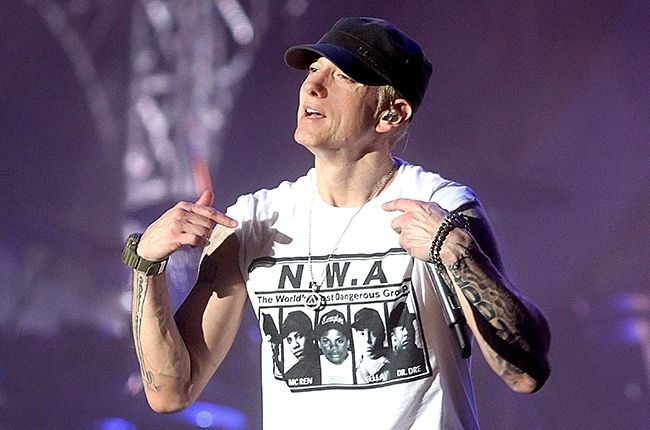 Listen: Eminem, 50 Cent & More Featured on Mixtape Ahead of 'Shady XV' Album Release - BILLBOARD #Eminem, #50Cent, #Music