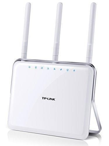 Oferta: 106.66€ Dto: -56%. Comprar Ofertas de TP-LINK Archer D9 - Modem Router para conexiones telefónicas (AC 1900 Mbps banda dual, WiFi Gigabit ADSL2+, USB 3.0 y USB 2.0 barato. ¡Mira las ofertas!
