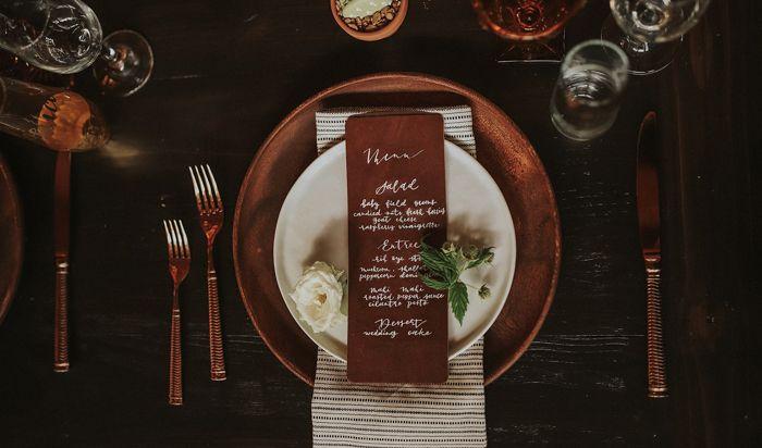 La Tavola Fine Linen Rental: Wesley Table Runner with Prairie Black / Natural N ...