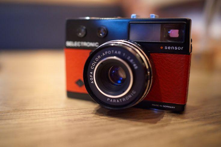 المستشعرات في الكاميرات الرقمية